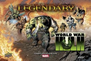 Legendary: Marvel Deck Building Game - World War Hulk